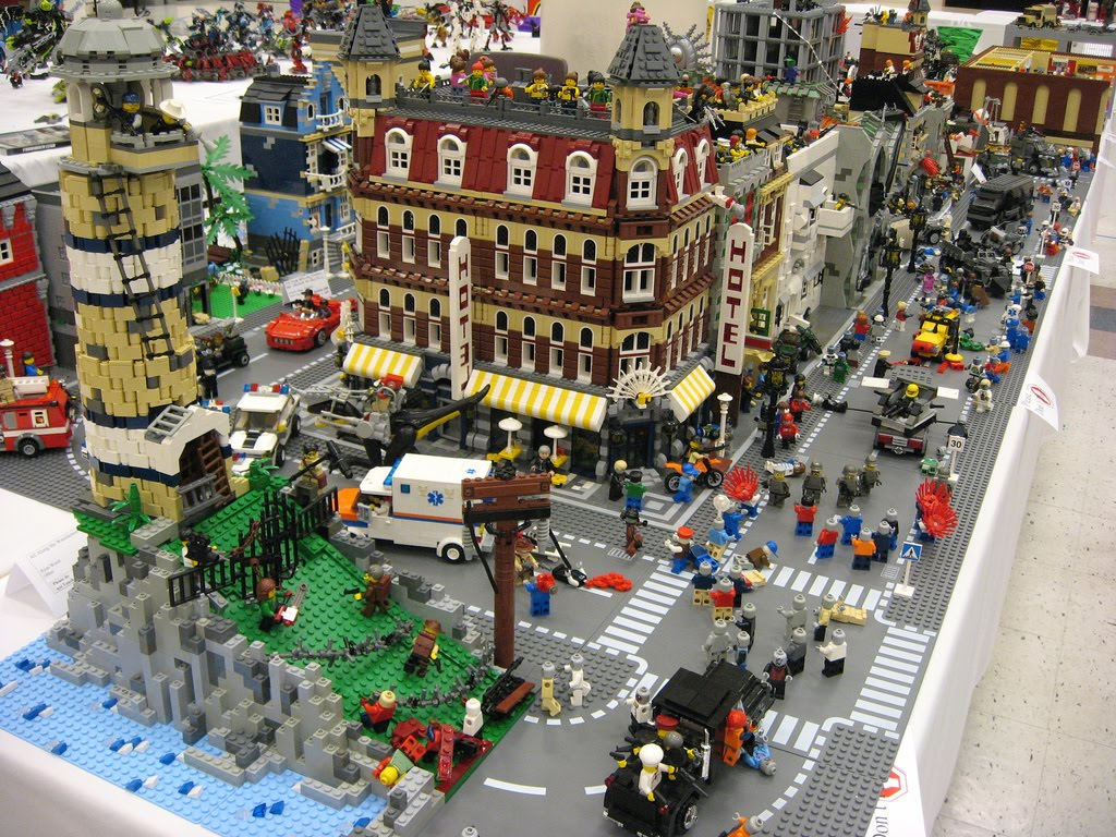 ciudad lego