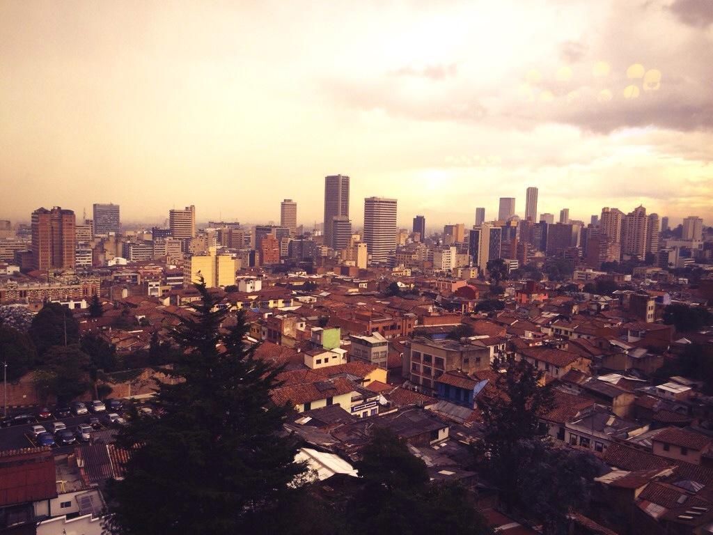 Bogotá 24 octubre 2014